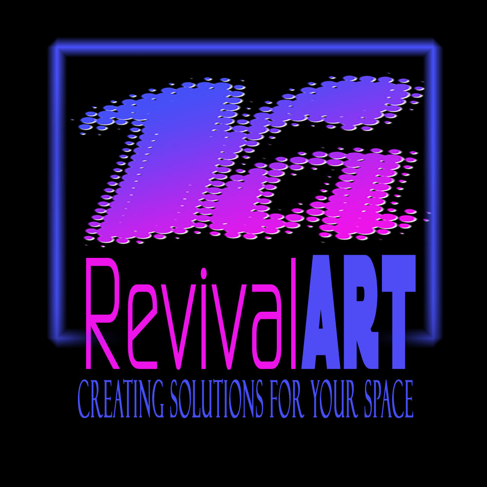 Logo Design by lapakera - Entry No. 7 in the Logo Design Contest Revival Art.