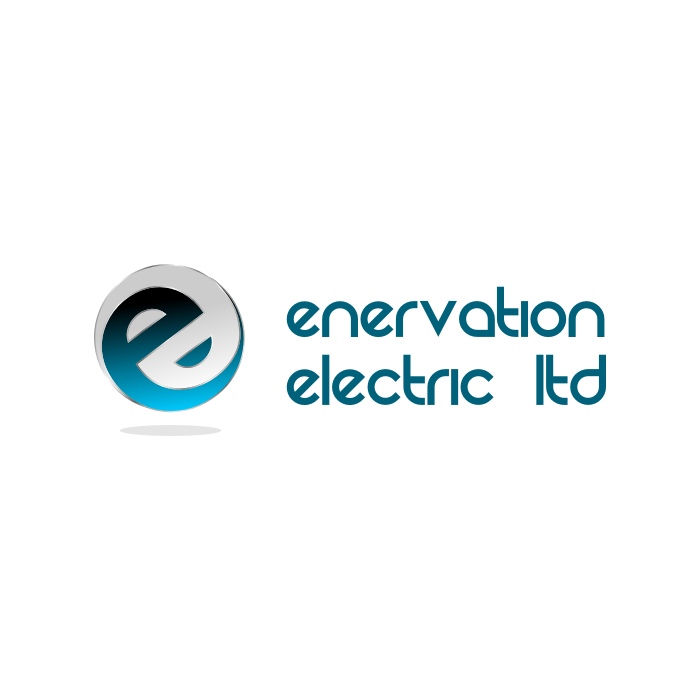 Business Card Design by Rudy - Entry No. 33 in the Business Card Design Contest Enervation Logo Design.