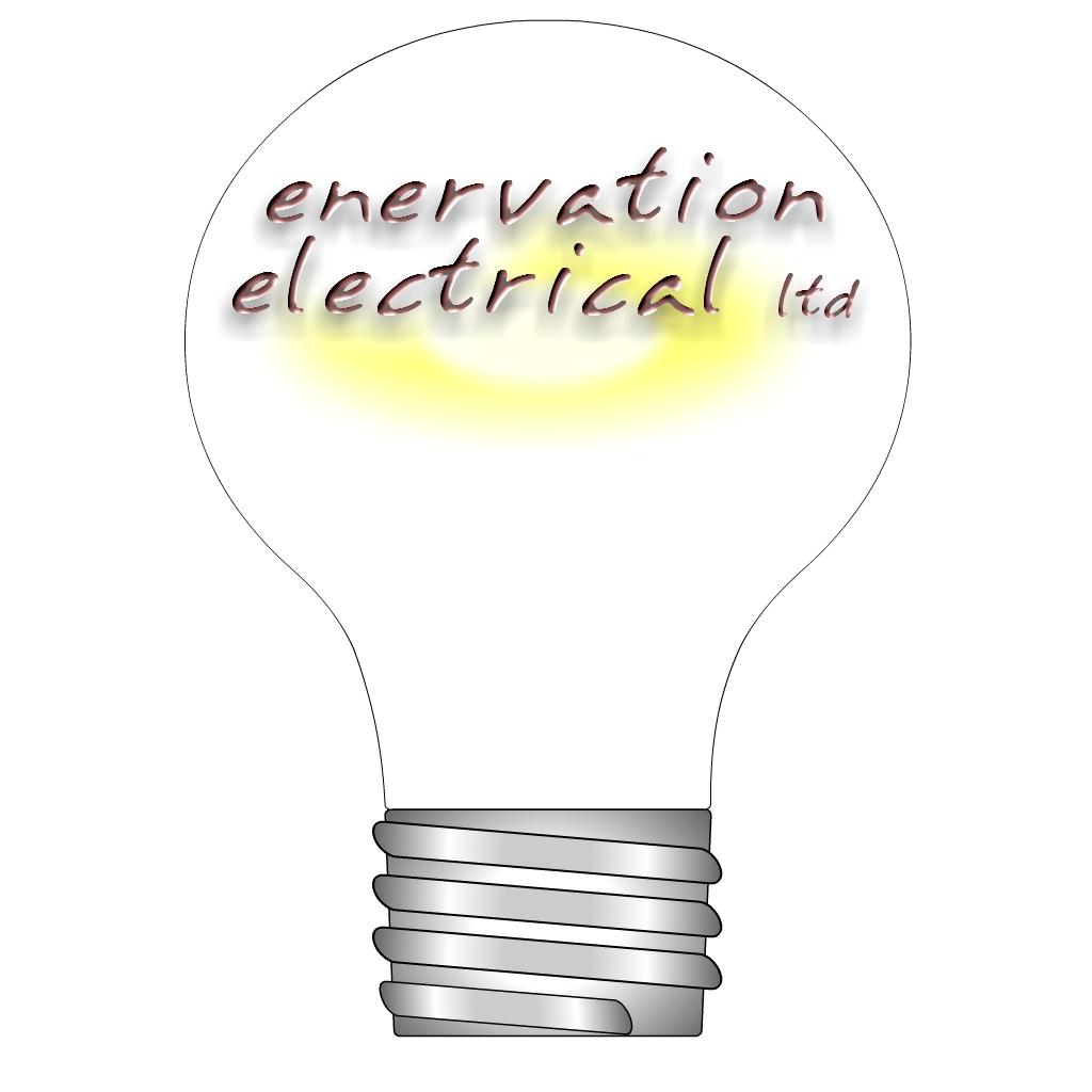 Business Card Design by Brian Moelker - Entry No. 38 in the Business Card Design Contest Enervation Logo Design.