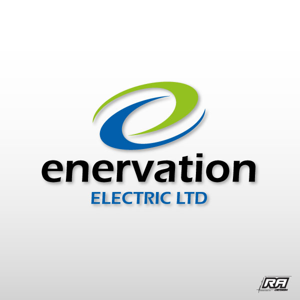 Business Card Design by RA-Design - Entry No. 40 in the Business Card Design Contest Enervation Logo Design.