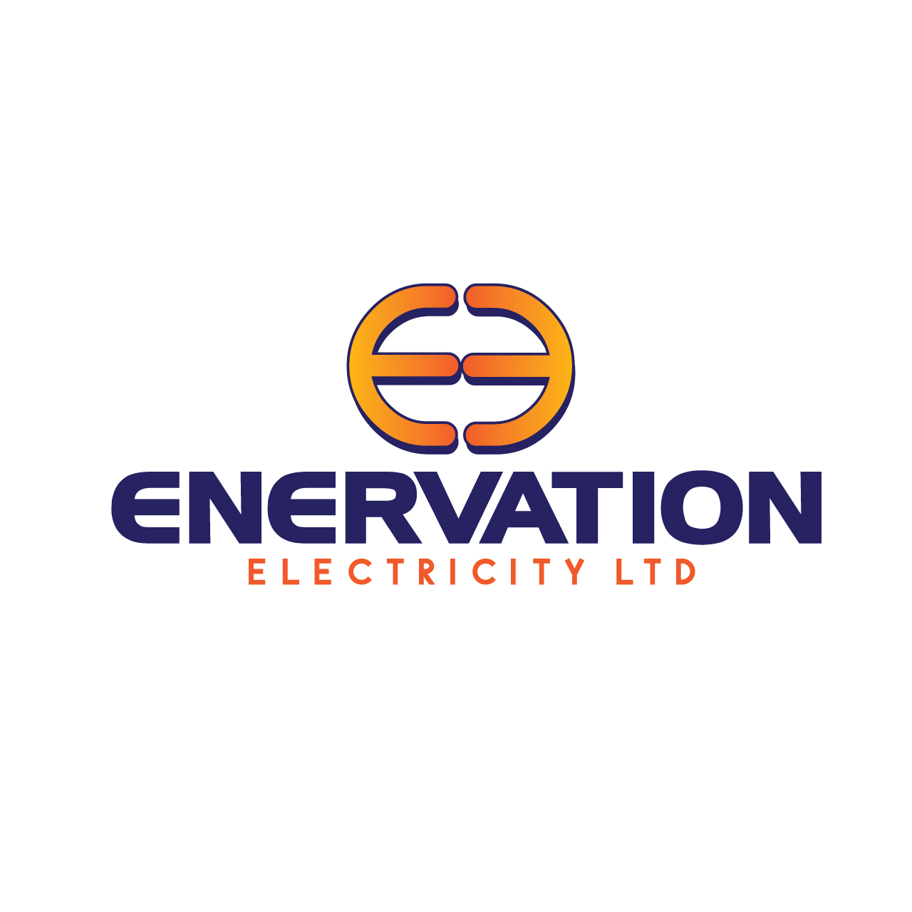 Business Card Design by Private User - Entry No. 43 in the Business Card Design Contest Enervation Logo Design.