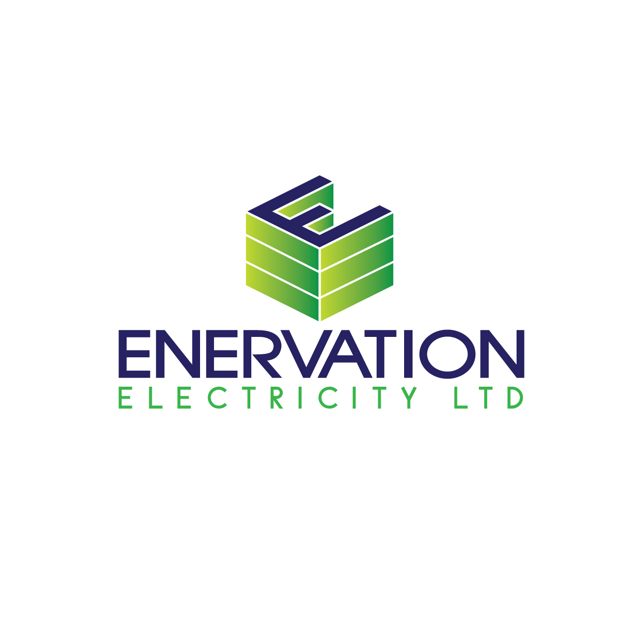 Business Card Design by Private User - Entry No. 44 in the Business Card Design Contest Enervation Logo Design.