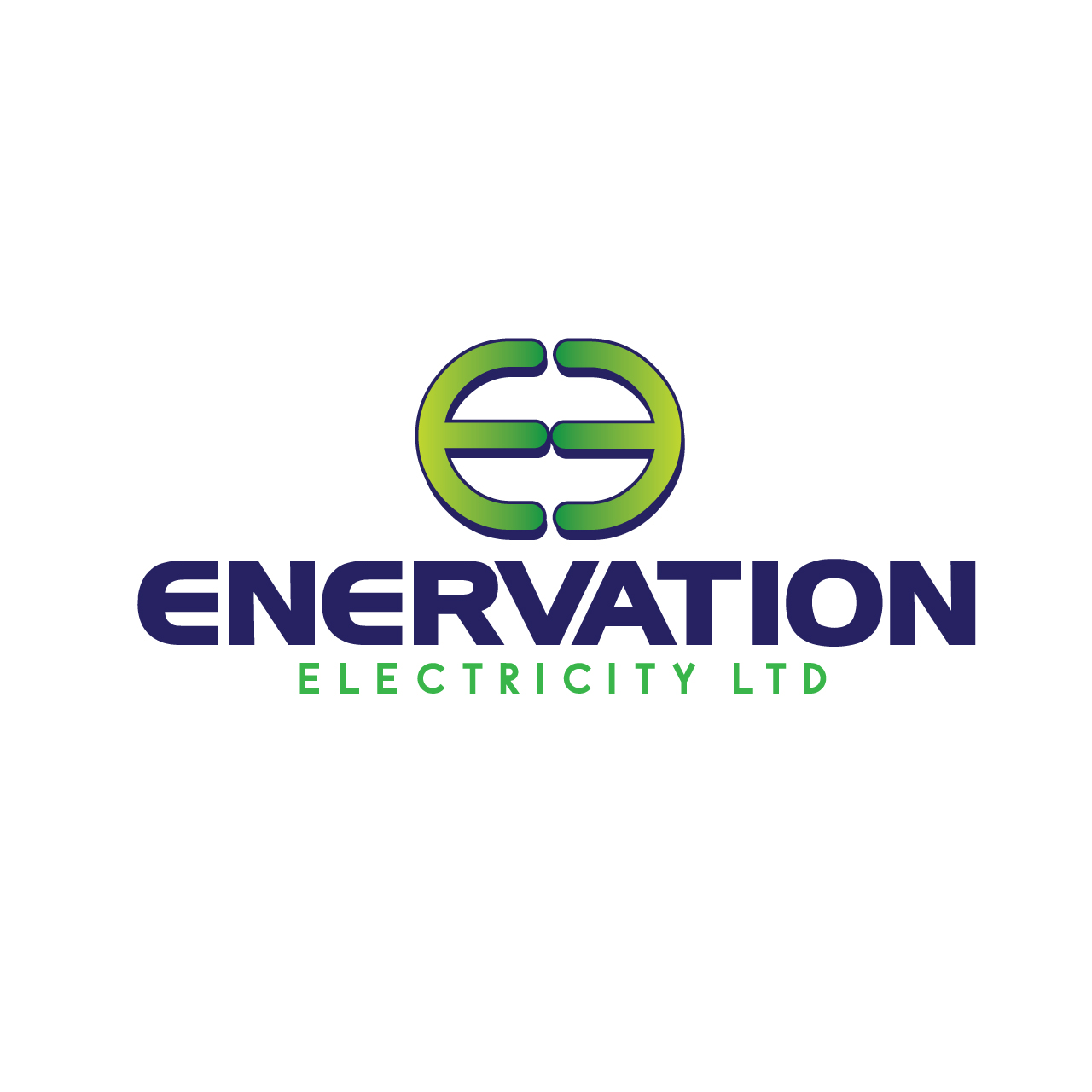 Business Card Design by Private User - Entry No. 45 in the Business Card Design Contest Enervation Logo Design.