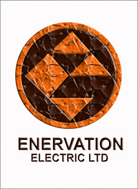 Business Card Design by jannu - Entry No. 46 in the Business Card Design Contest Enervation Logo Design.