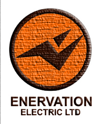 Business Card Design by jannu - Entry No. 47 in the Business Card Design Contest Enervation Logo Design.
