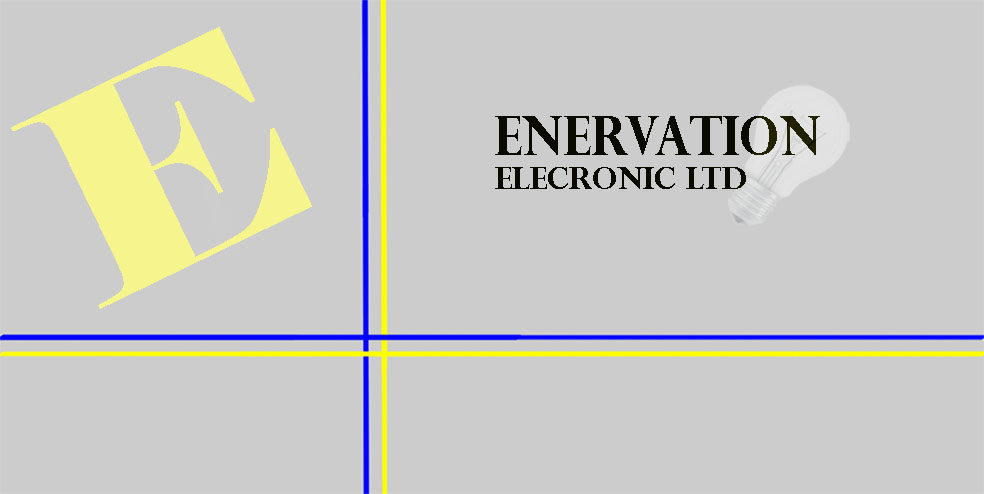 Business Card Design by sarah - Entry No. 51 in the Business Card Design Contest Enervation Logo Design.