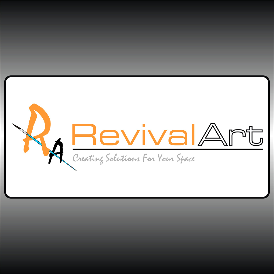 Logo Design by martinz - Entry No. 11 in the Logo Design Contest Revival Art.