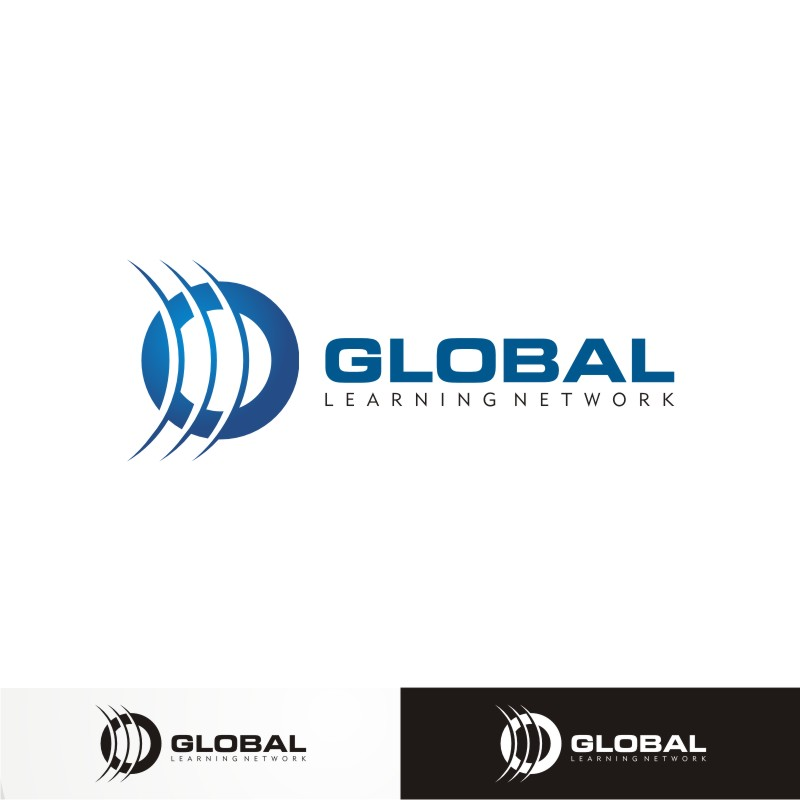 Logo Design by Private User - Entry No. 18 in the Logo Design Contest Logo for a high-tech global education platform.