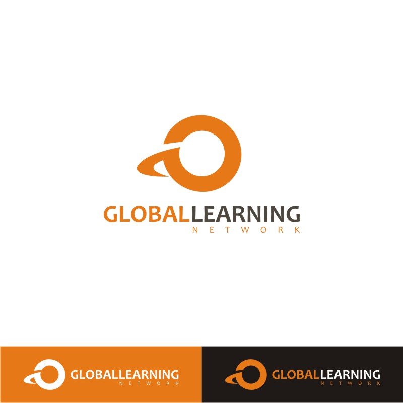 Logo Design by Private User - Entry No. 19 in the Logo Design Contest Logo for a high-tech global education platform.