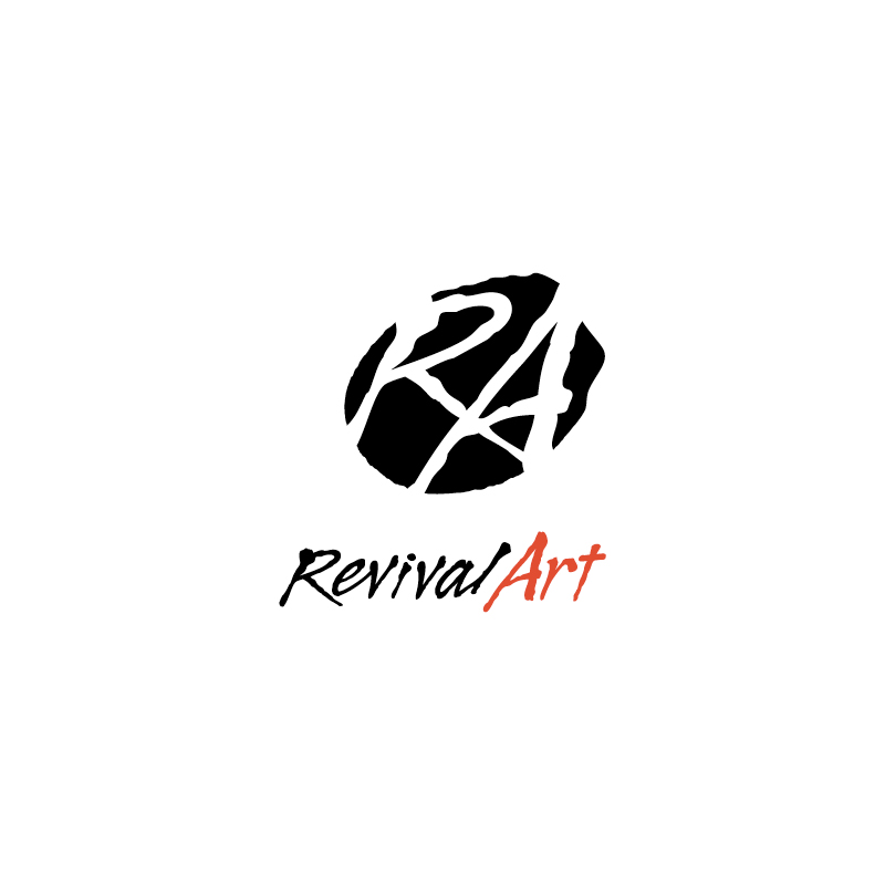 Logo Design by Erik - Entry No. 12 in the Logo Design Contest Revival Art.
