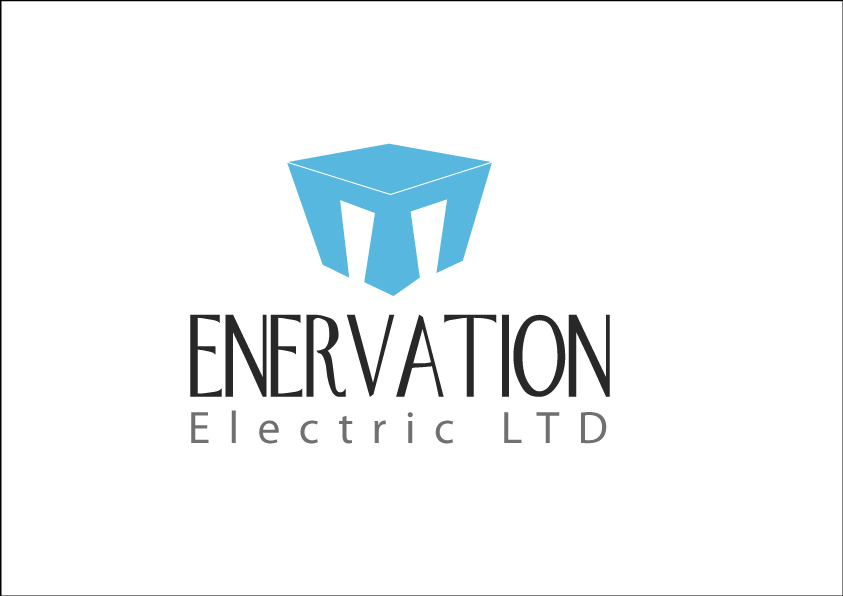 Business Card Design by mozaikmazao - Entry No. 59 in the Business Card Design Contest Enervation Logo Design.