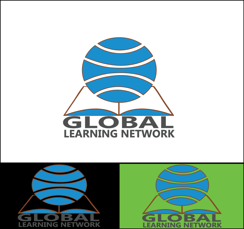 Logo Design by Gavriel Charalambous - Entry No. 48 in the Logo Design Contest Logo for a high-tech global education platform.