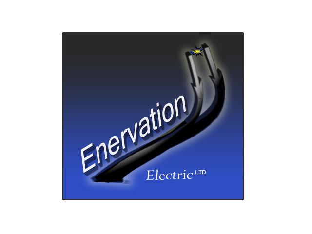 Business Card Design by Moag13 - Entry No. 60 in the Business Card Design Contest Enervation Logo Design.