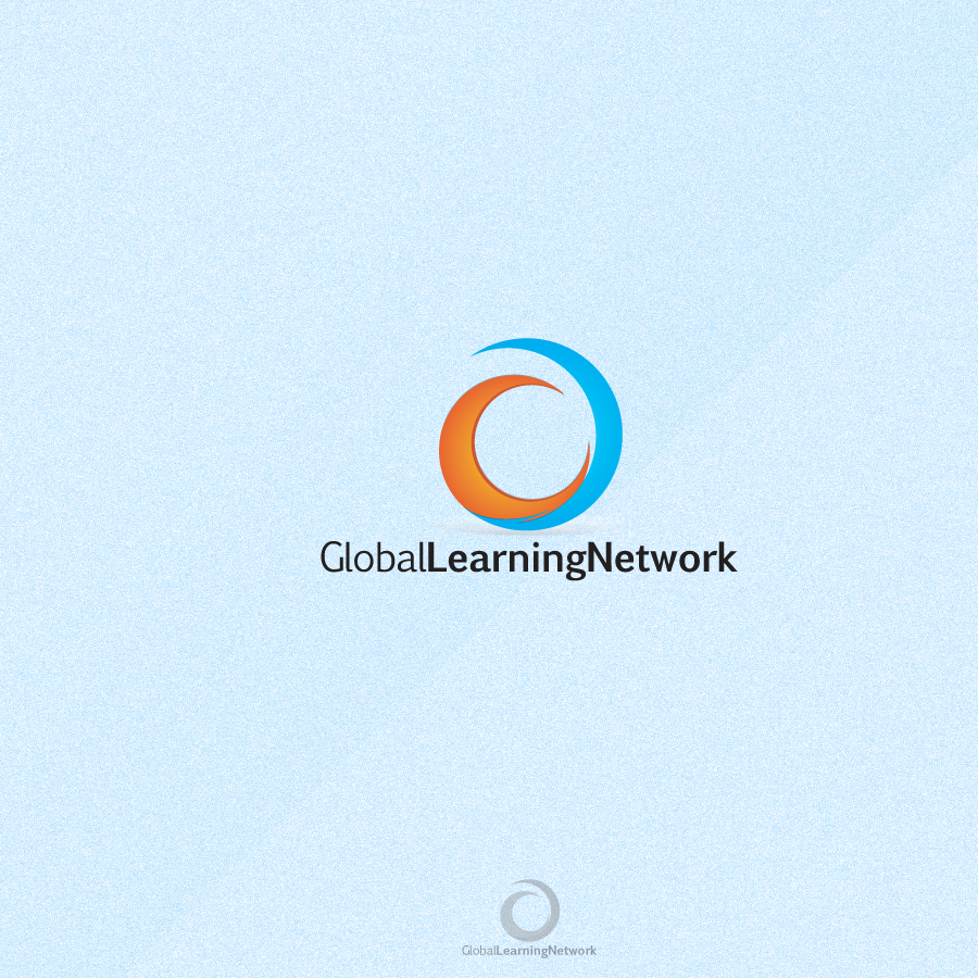 Logo Design by rockpinoy - Entry No. 70 in the Logo Design Contest Logo for a high-tech global education platform.