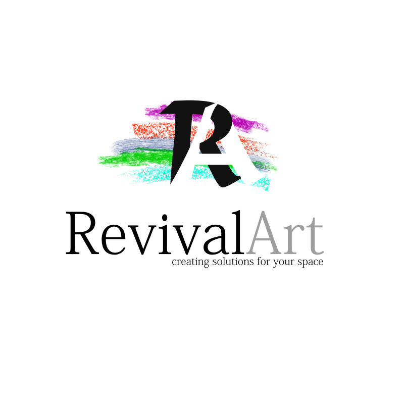 Logo Design by Private User - Entry No. 14 in the Logo Design Contest Revival Art.