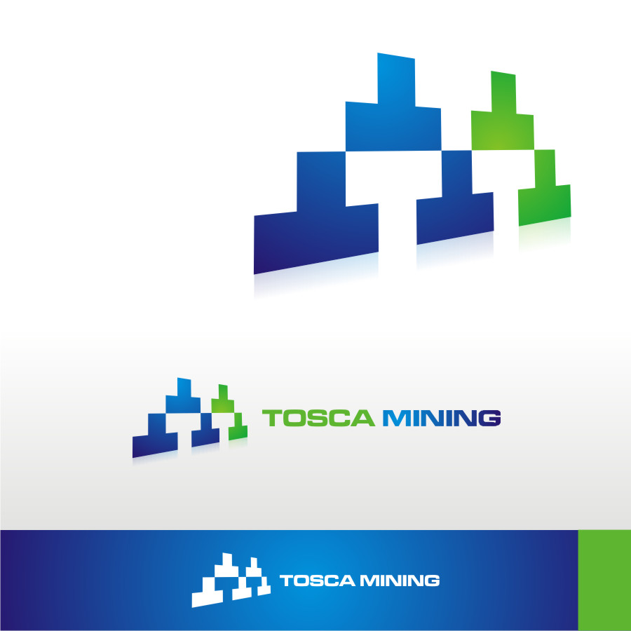 Logo Design by Private User - Entry No. 31 in the Logo Design Contest Branding Bold & Beautiful logo for a copper mining compa.