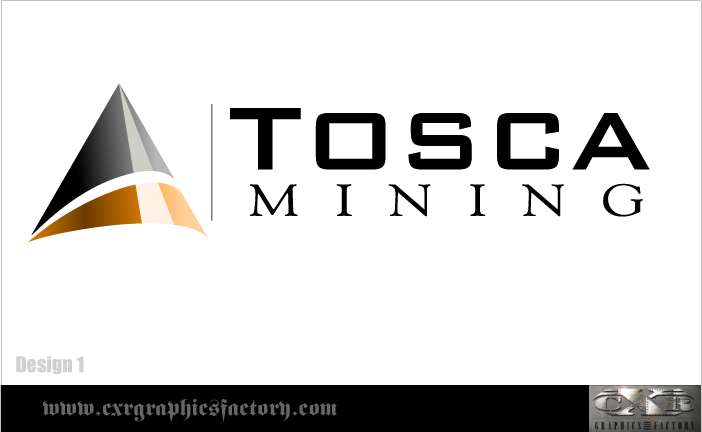 Logo Design by Bobbyfonts - Entry No. 34 in the Logo Design Contest Branding Bold & Beautiful logo for a copper mining compa.