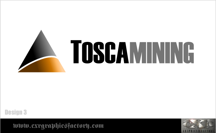 Logo Design by Bobbyfonts - Entry No. 36 in the Logo Design Contest Branding Bold & Beautiful logo for a copper mining compa.