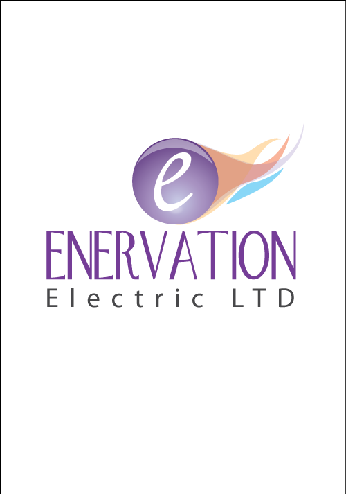 Business Card Design by mozaikmazao - Entry No. 70 in the Business Card Design Contest Enervation Logo Design.