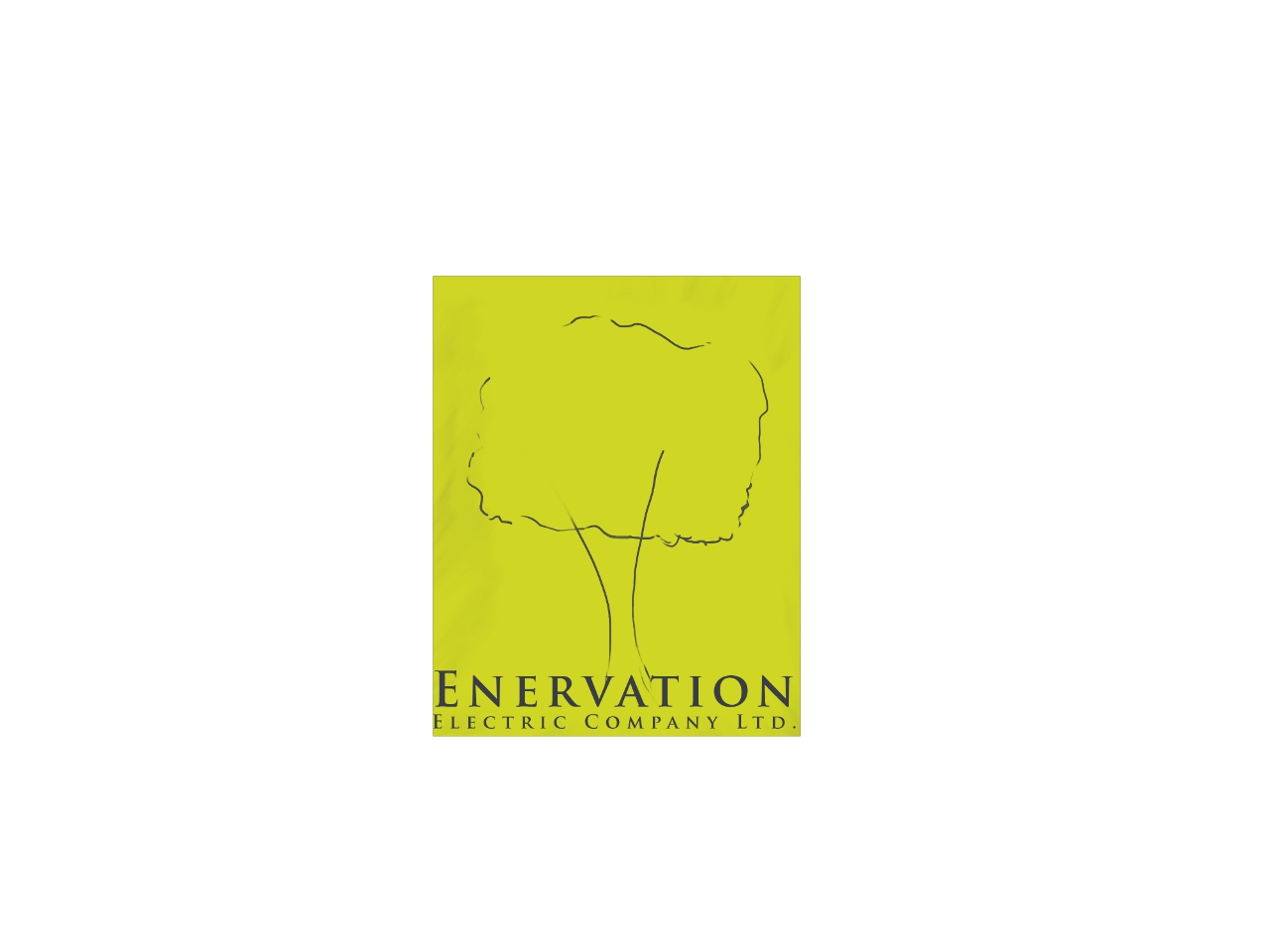 Business Card Design by Dr.Logo - Entry No. 73 in the Business Card Design Contest Enervation Logo Design.
