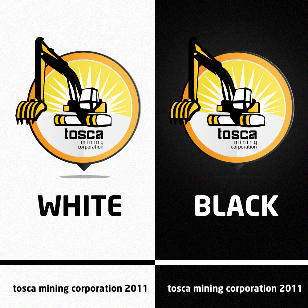 Logo Design by blackvirus31 - Entry No. 80 in the Logo Design Contest Branding Bold & Beautiful logo for a copper mining compa.