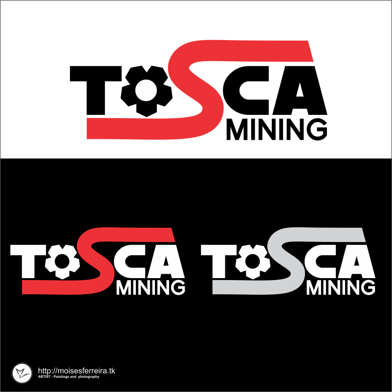 Logo Design by moisesf - Entry No. 101 in the Logo Design Contest Branding Bold & Beautiful logo for a copper mining compa.