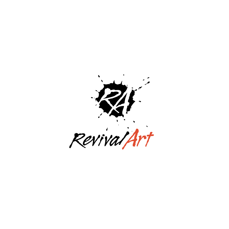 Logo Design by Erik - Entry No. 15 in the Logo Design Contest Revival Art.