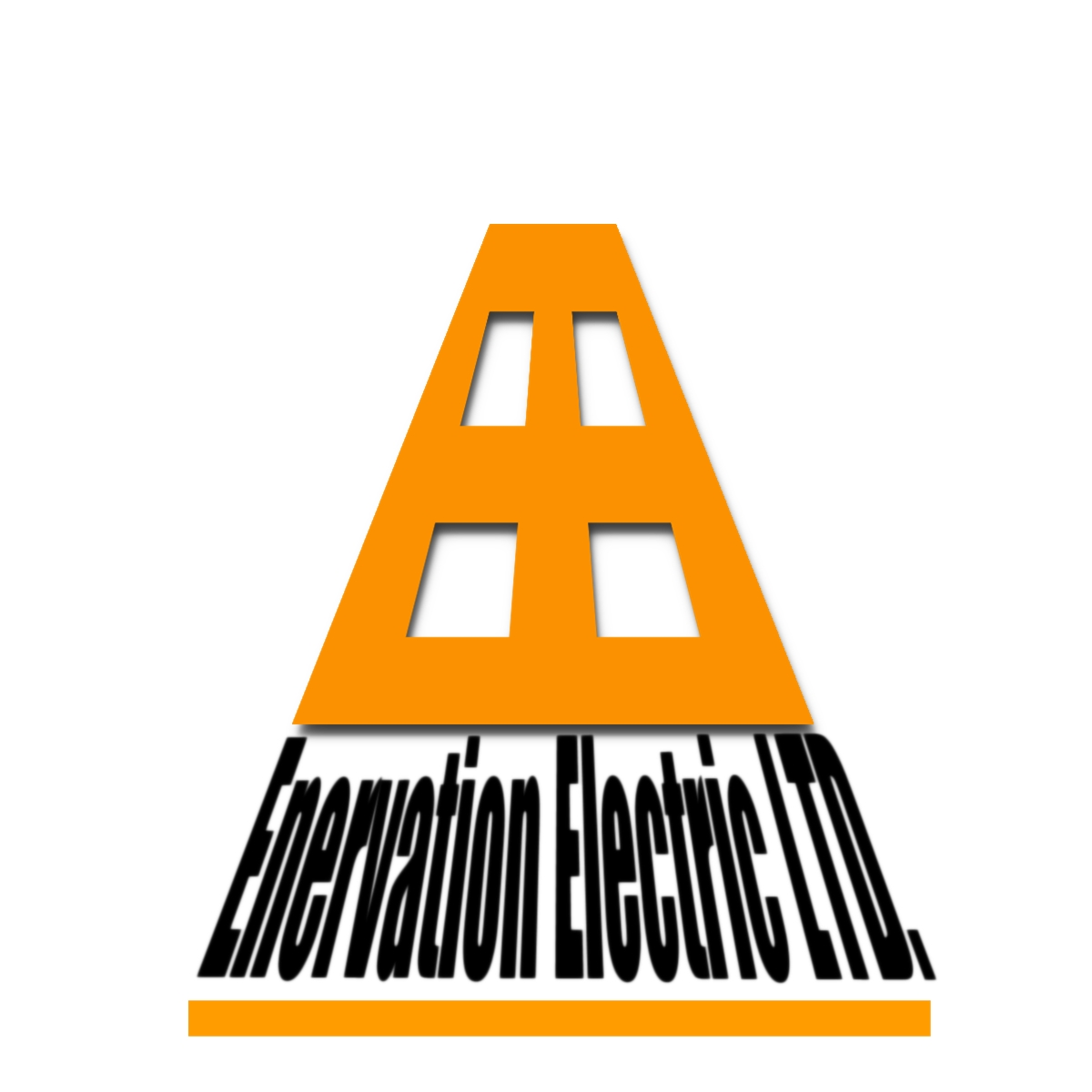 Business Card Design by Joseph calunsag Cagaanan - Entry No. 93 in the Business Card Design Contest Enervation Logo Design.