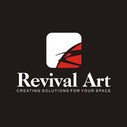 Logo Design by Heru budi Santoso - Entry No. 17 in the Logo Design Contest Revival Art.
