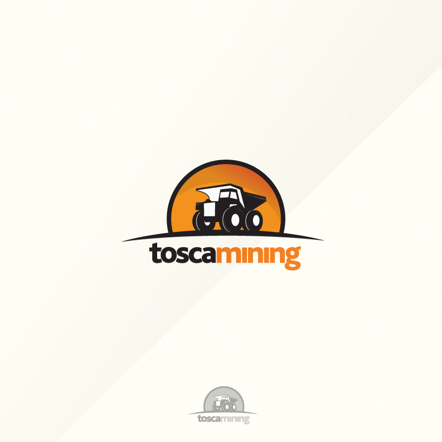 Logo Design by rockpinoy - Entry No. 105 in the Logo Design Contest Branding Bold & Beautiful logo for a copper mining compa.