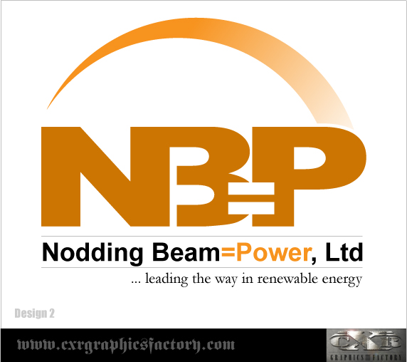 Logo Design by Bobbyfonts - Entry No. 14 in the Logo Design Contest Nodding Beam = Power Limited.