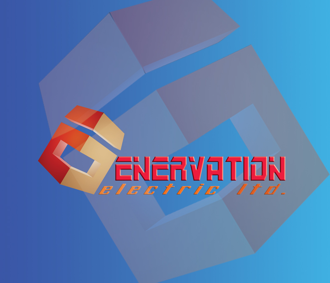 Business Card Design by jais - Entry No. 120 in the Business Card Design Contest Enervation Logo Design.