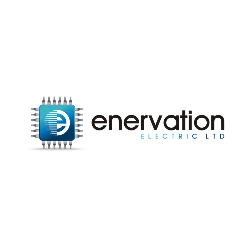 Business Card Design by Private User - Entry No. 123 in the Business Card Design Contest Enervation Logo Design.