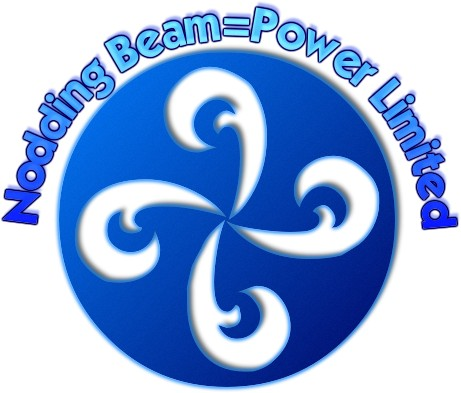 Logo Design by sarah - Entry No. 17 in the Logo Design Contest Nodding Beam = Power Limited.