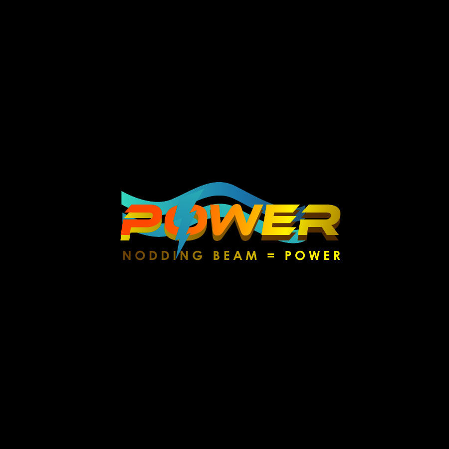 Logo Design by Brian  Lu - Entry No. 20 in the Logo Design Contest Nodding Beam = Power Limited.