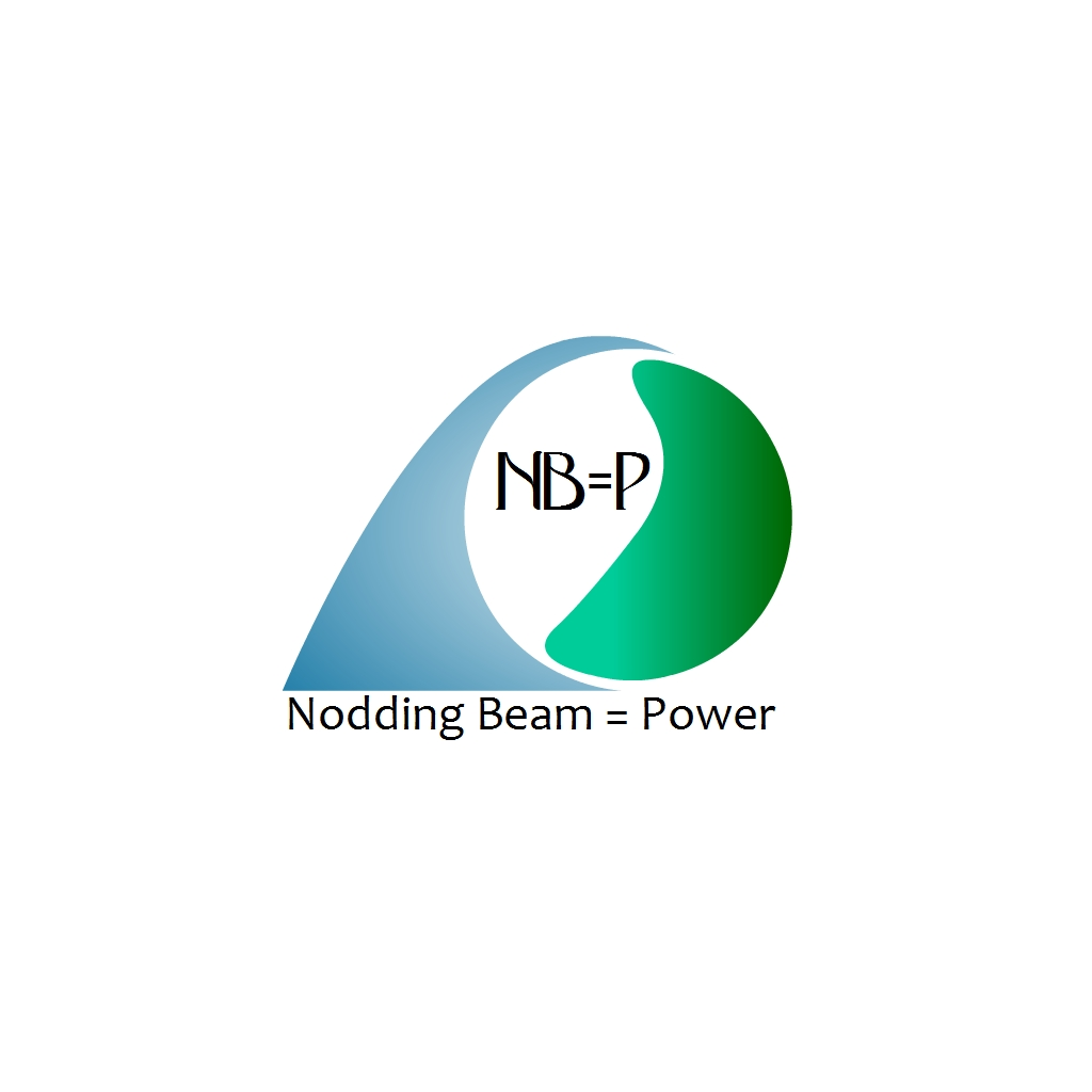 Logo Design by Brian Moelker - Entry No. 22 in the Logo Design Contest Nodding Beam = Power Limited.