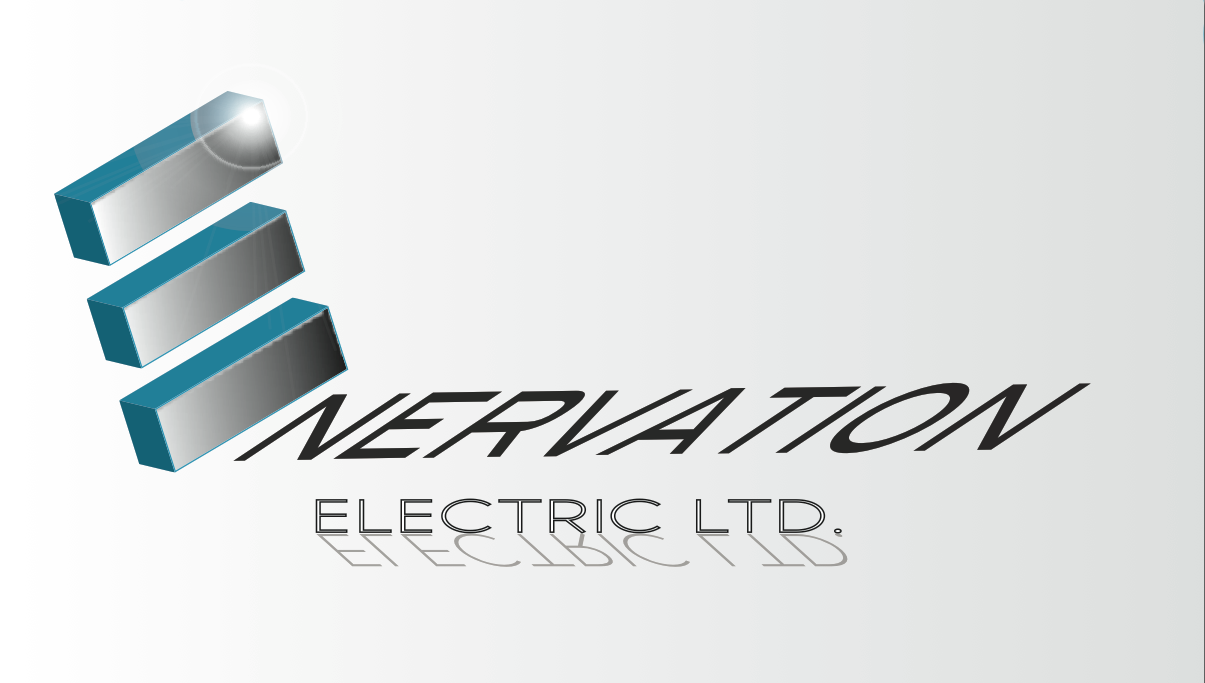 Business Card Design by Justin Lucero - Entry No. 132 in the Business Card Design Contest Enervation Logo Design.