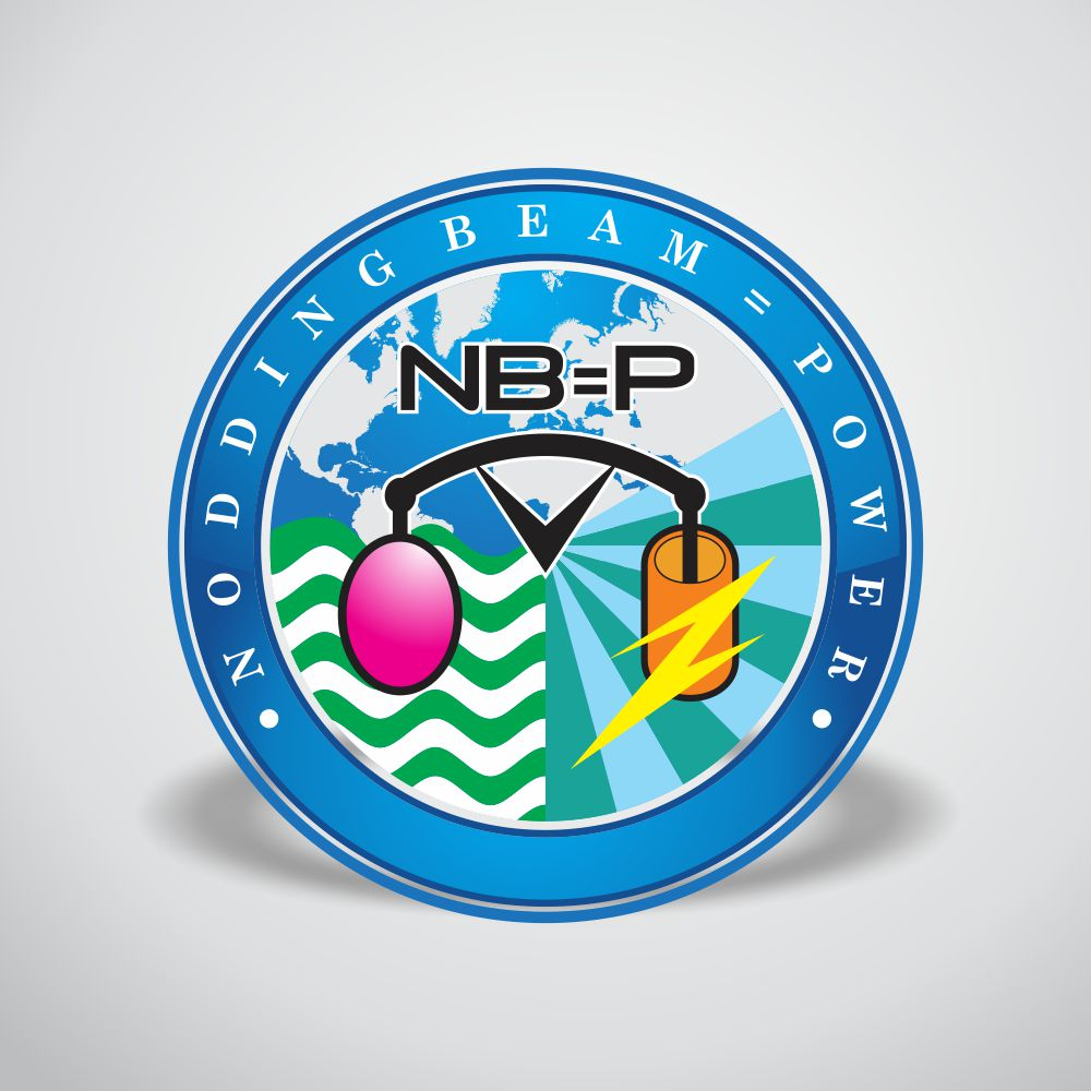 Logo Design by Roni Tresnawan - Entry No. 25 in the Logo Design Contest Nodding Beam = Power Limited.
