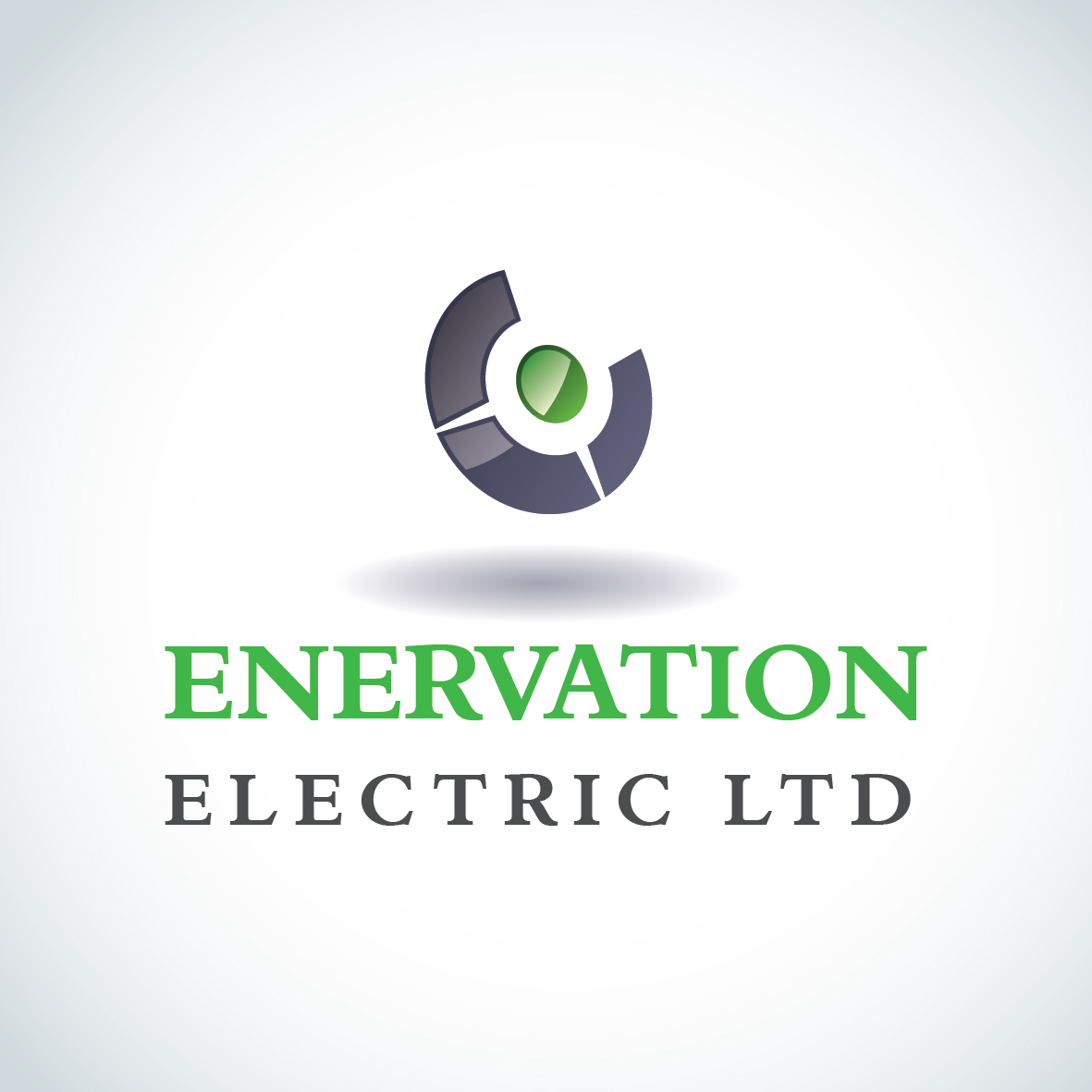 Business Card Design by aesthetic-art - Entry No. 138 in the Business Card Design Contest Enervation Logo Design.