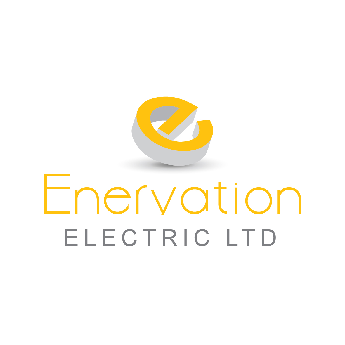 Business Card Design by aesthetic-art - Entry No. 139 in the Business Card Design Contest Enervation Logo Design.