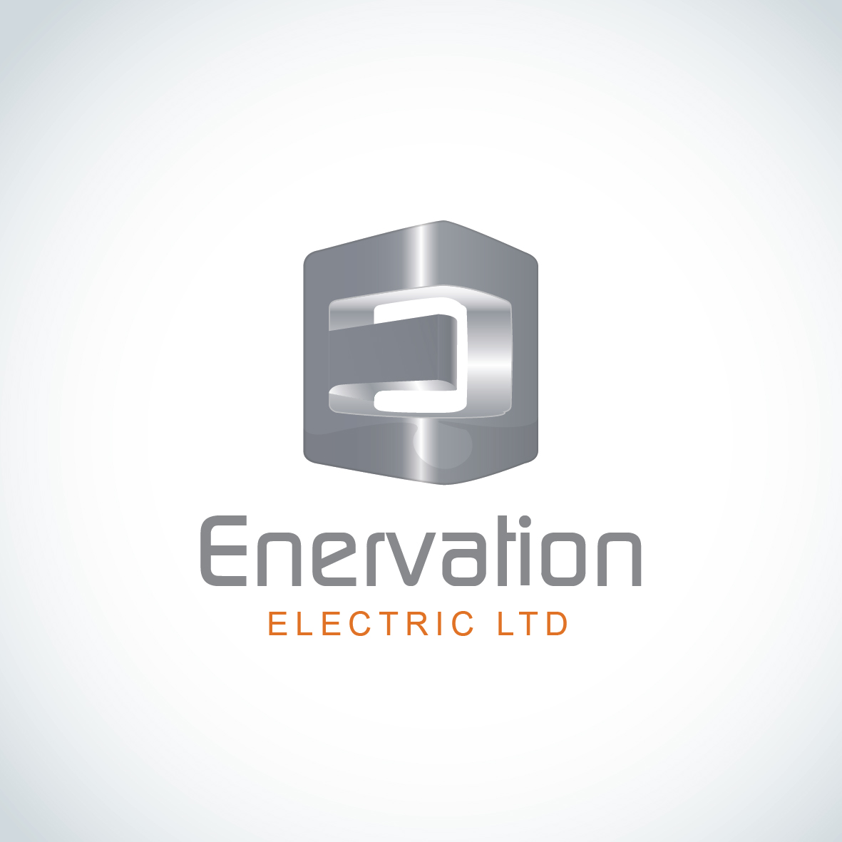 Business Card Design by aesthetic-art - Entry No. 140 in the Business Card Design Contest Enervation Logo Design.
