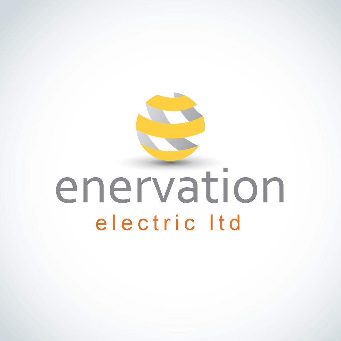Business Card Design by aesthetic-art - Entry No. 141 in the Business Card Design Contest Enervation Logo Design.