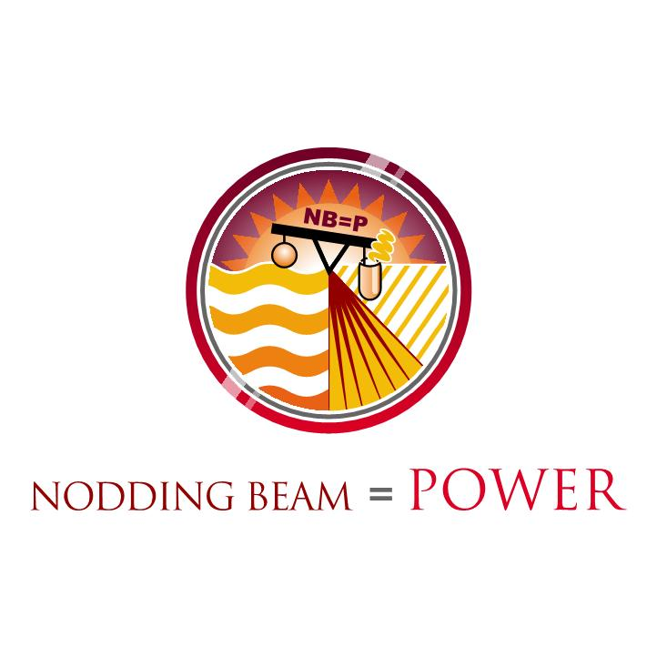Logo Design by luvrenz - Entry No. 27 in the Logo Design Contest Nodding Beam = Power Limited.