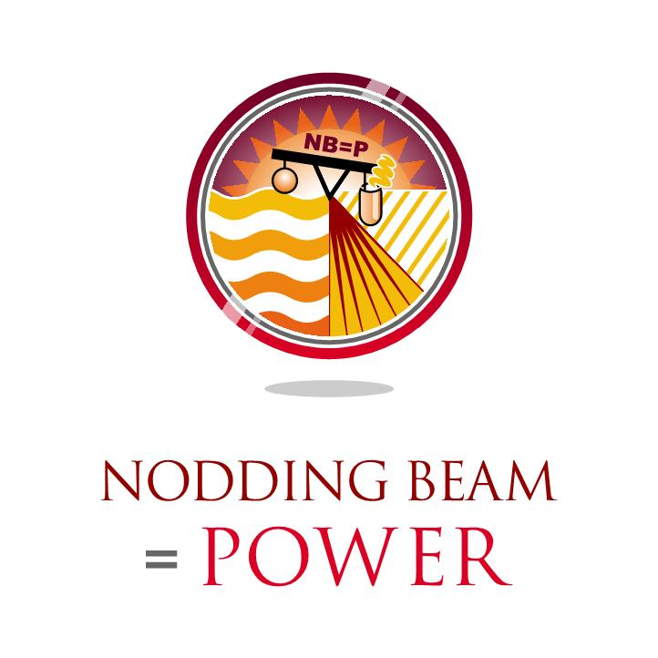 Logo Design by luvrenz - Entry No. 28 in the Logo Design Contest Nodding Beam = Power Limited.