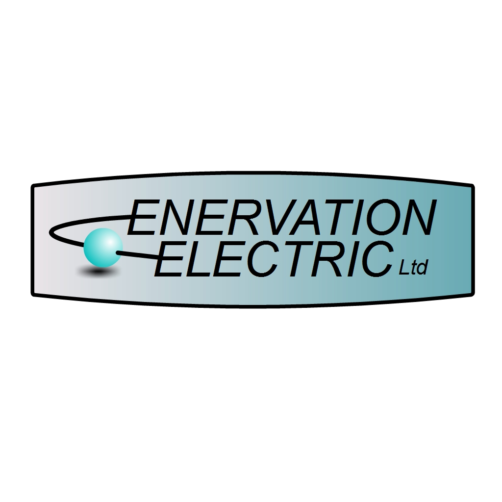 Business Card Design by Brian Moelker - Entry No. 155 in the Business Card Design Contest Enervation Logo Design.