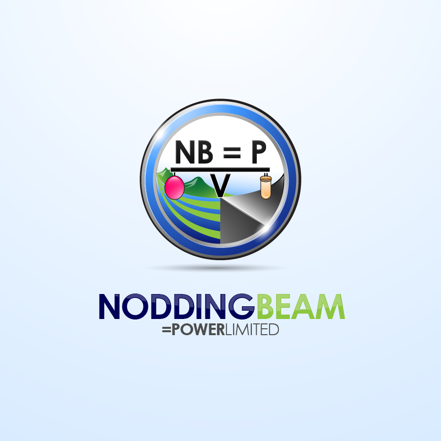 Logo Design by zesthar - Entry No. 30 in the Logo Design Contest Nodding Beam = Power Limited.
