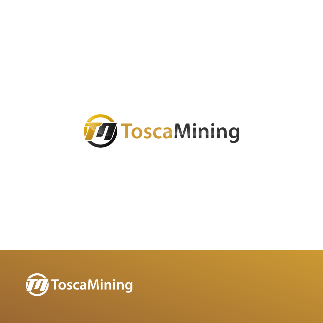 Logo Design by Private User - Entry No. 156 in the Logo Design Contest Branding Bold & Beautiful logo for a copper mining compa.