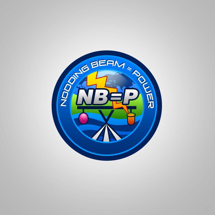 Logo Design by Private User - Entry No. 32 in the Logo Design Contest Nodding Beam = Power Limited.