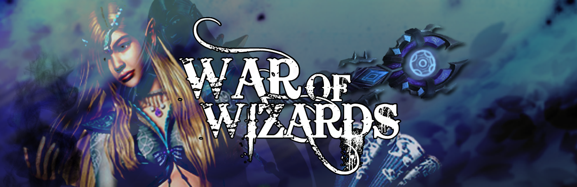 Banner Ad Design by JanMark Bedonia - Entry No. 7 in the Banner Ad Design Contest Banner Ad Design - War of Wizards (fantasy game).