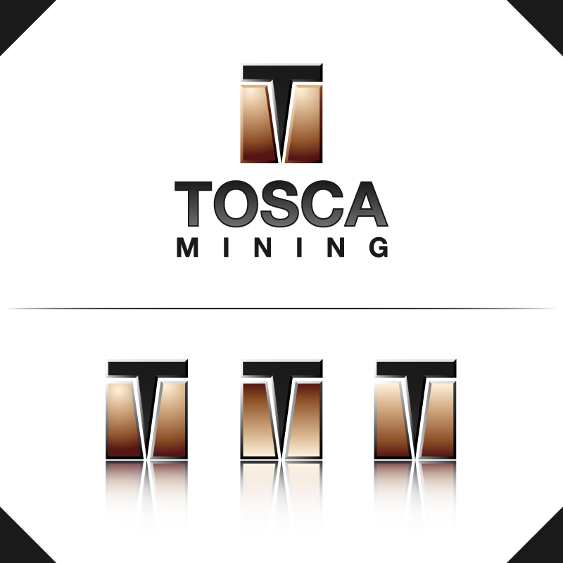 Logo Design by trav - Entry No. 184 in the Logo Design Contest Branding Bold & Beautiful logo for a copper mining compa.